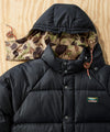 L.L.Bean x Todd Snyder Long Puffer Jacket in Black