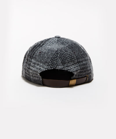 Wool Glen Plaid Hat