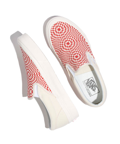 Vans Warped Check Anaheim Factory Slip-On 98 DX