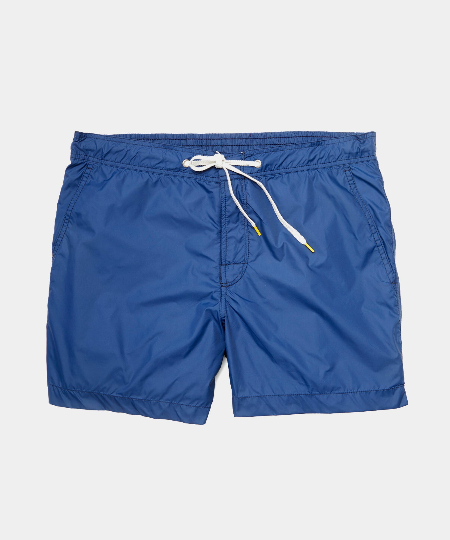 Hartford Kuta Swim Trunk in Indigo Blue