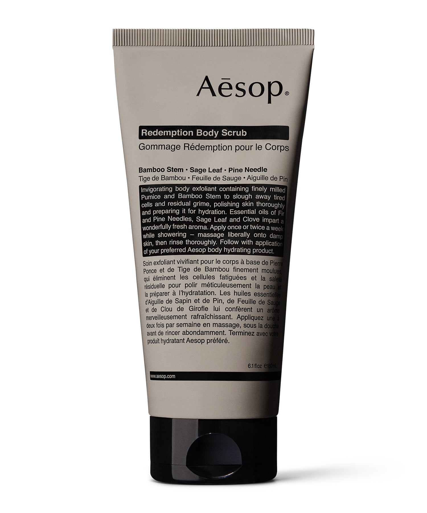 AESOP Redemption Body Scrub 180ml
