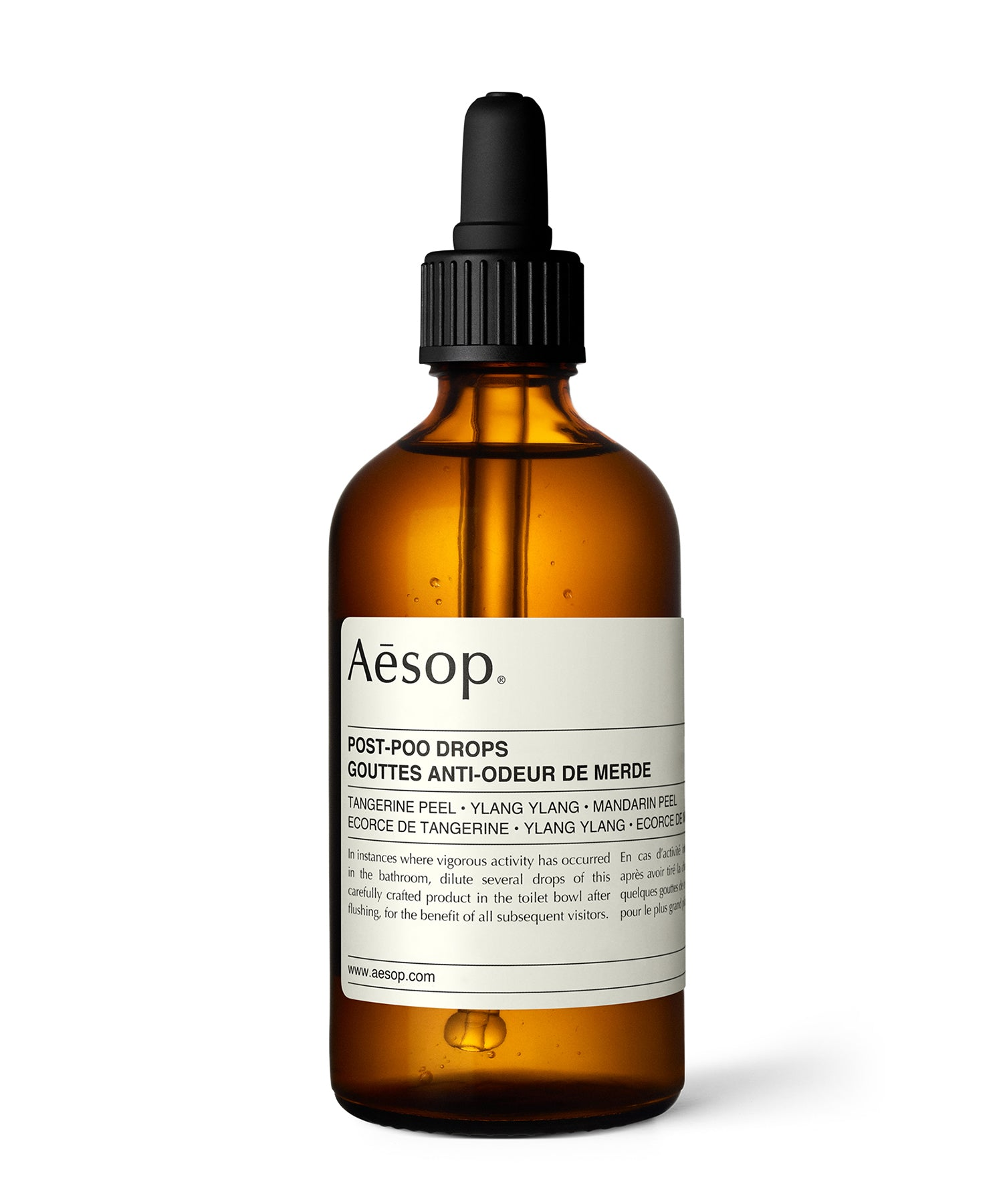 Aesop Post-poo Drops - BLACK