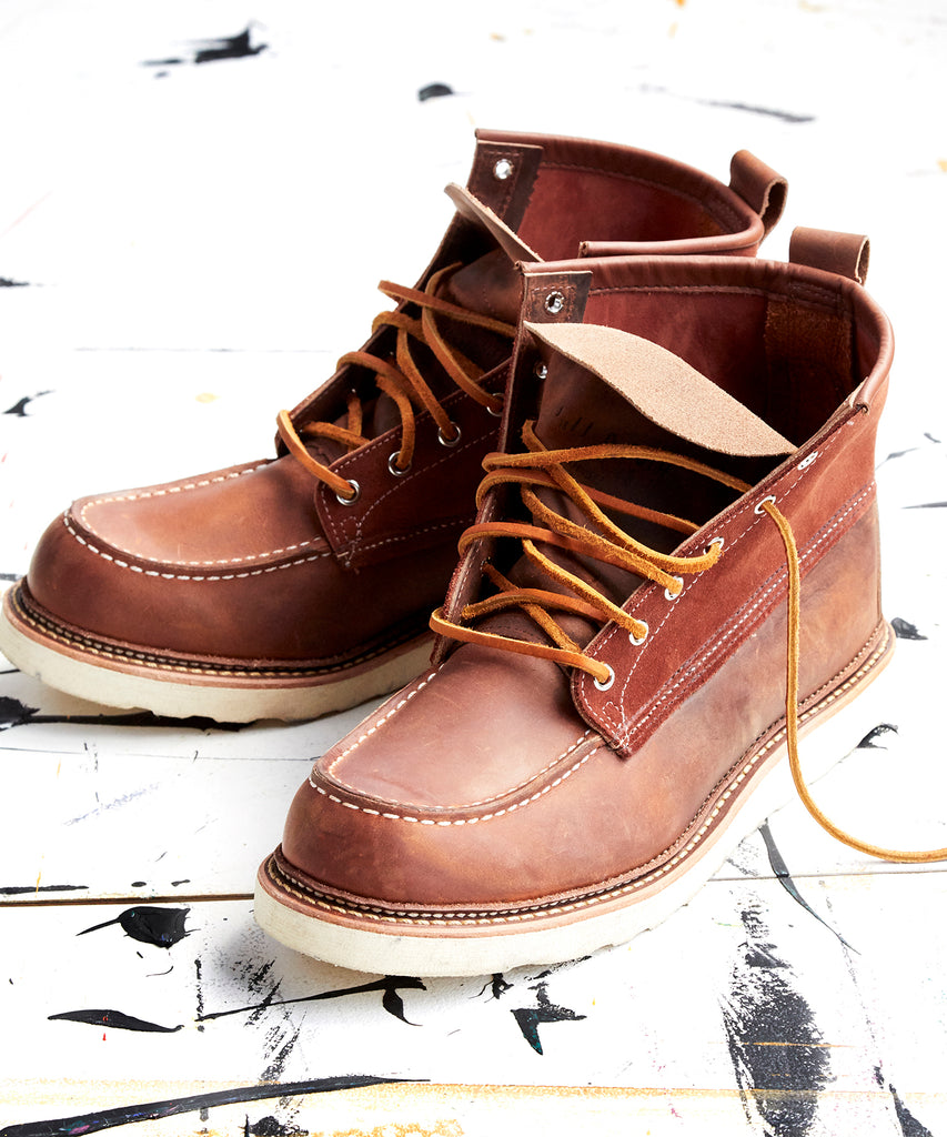 ef4b7c7f053e Todd Snyder x Red Wing 4325 6