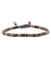 M. Cohen The Rainbow Bracelet in Black