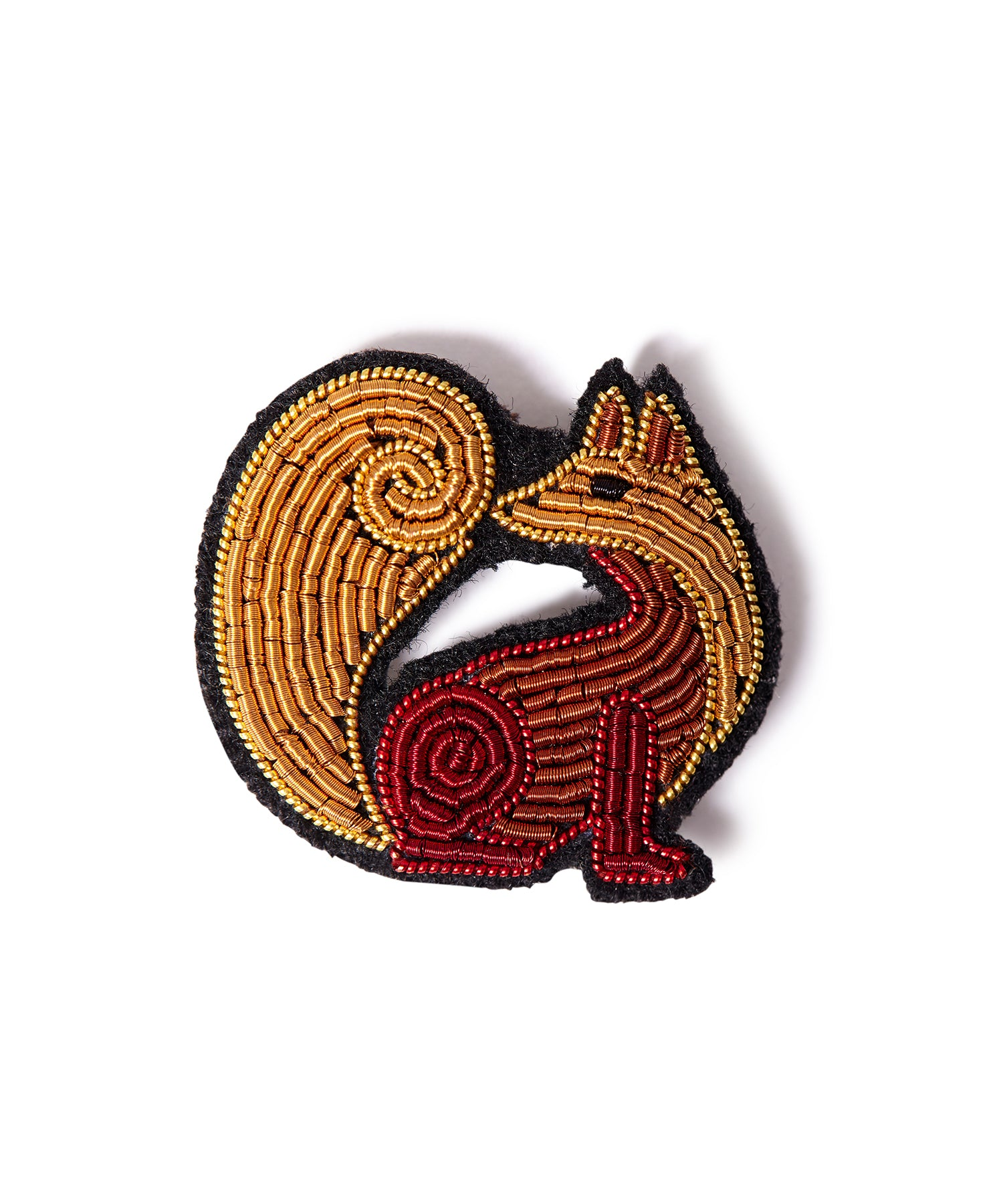 Macon & Lesquoy Fox Pin