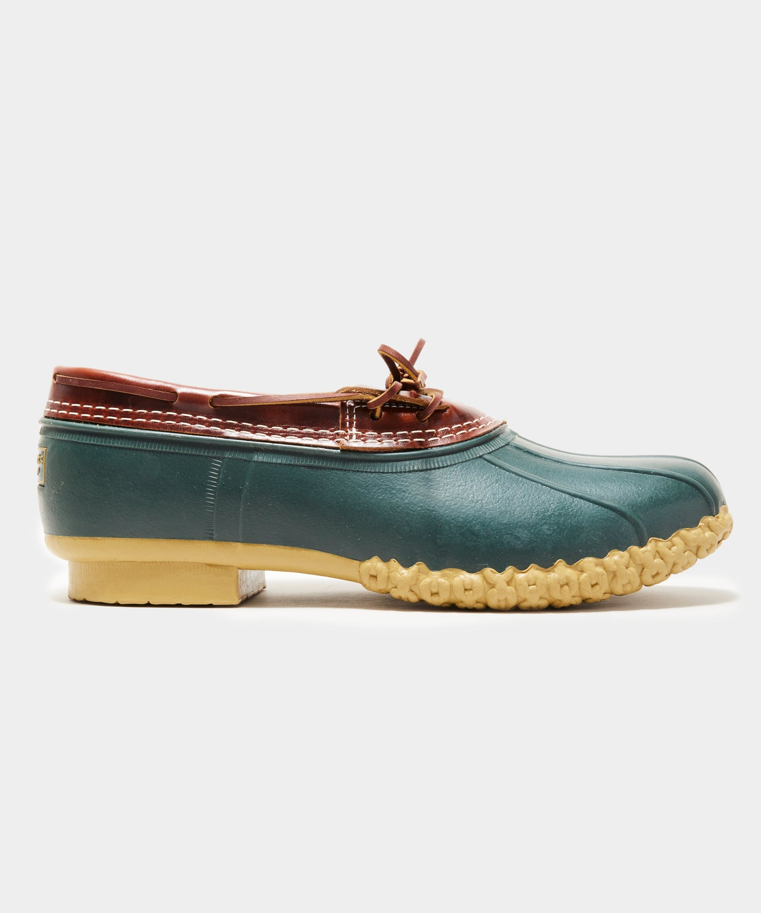 L.L.Bean Rubber Moc Boot in Emerald