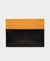 Ettinger Bridle Hide Flat Credit Card Case in Black