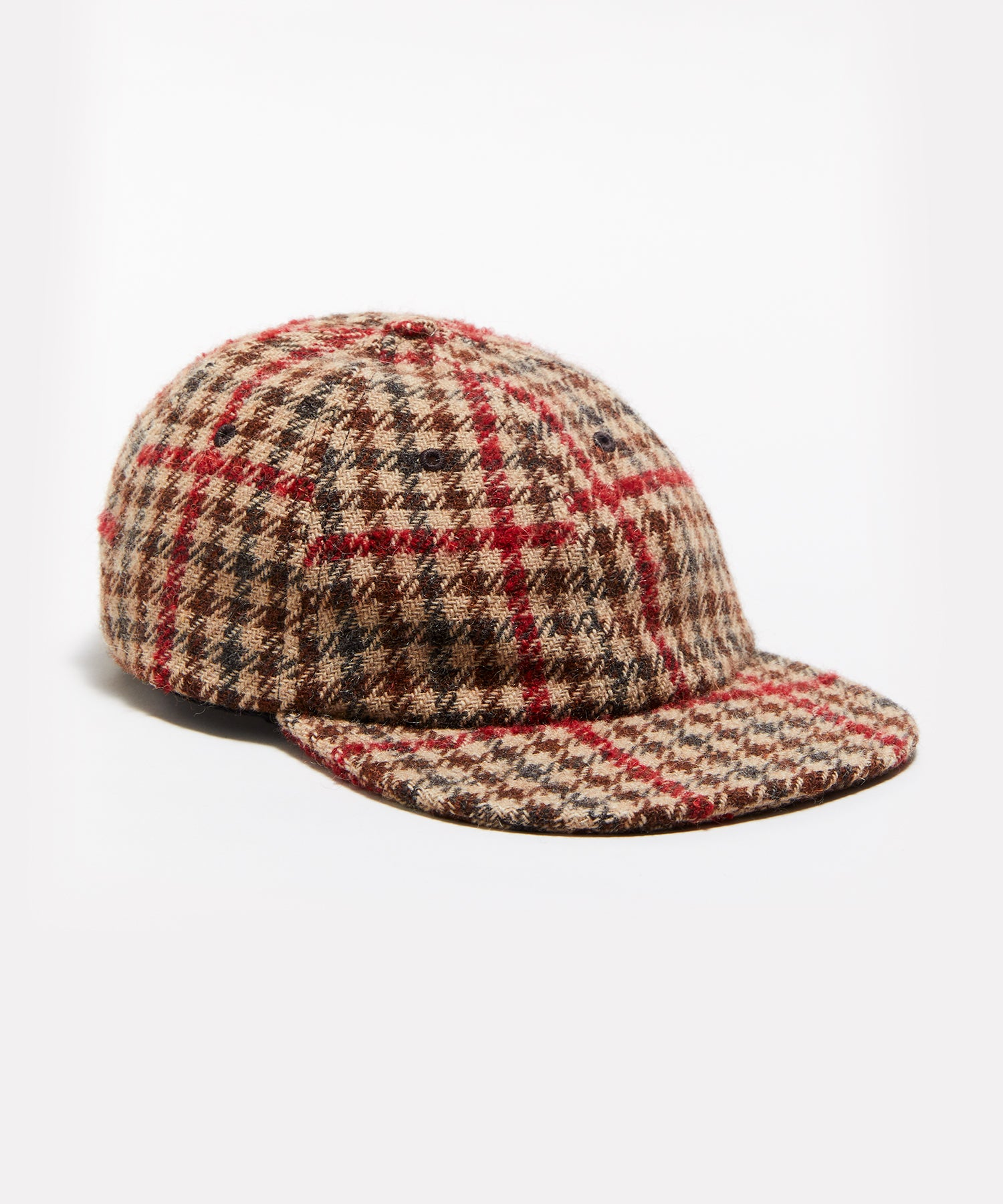 Wool Gun Check Hat