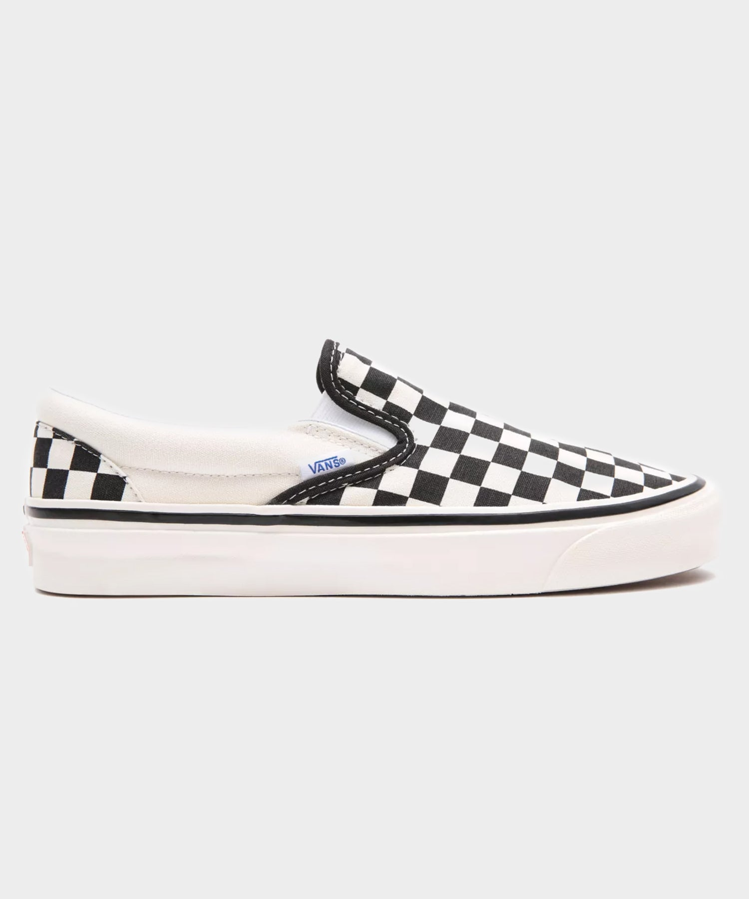 Vans Anaheim Factory Classic Slip On in Checkerboard