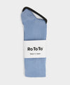 Rototo Dad Socks in Light Blue