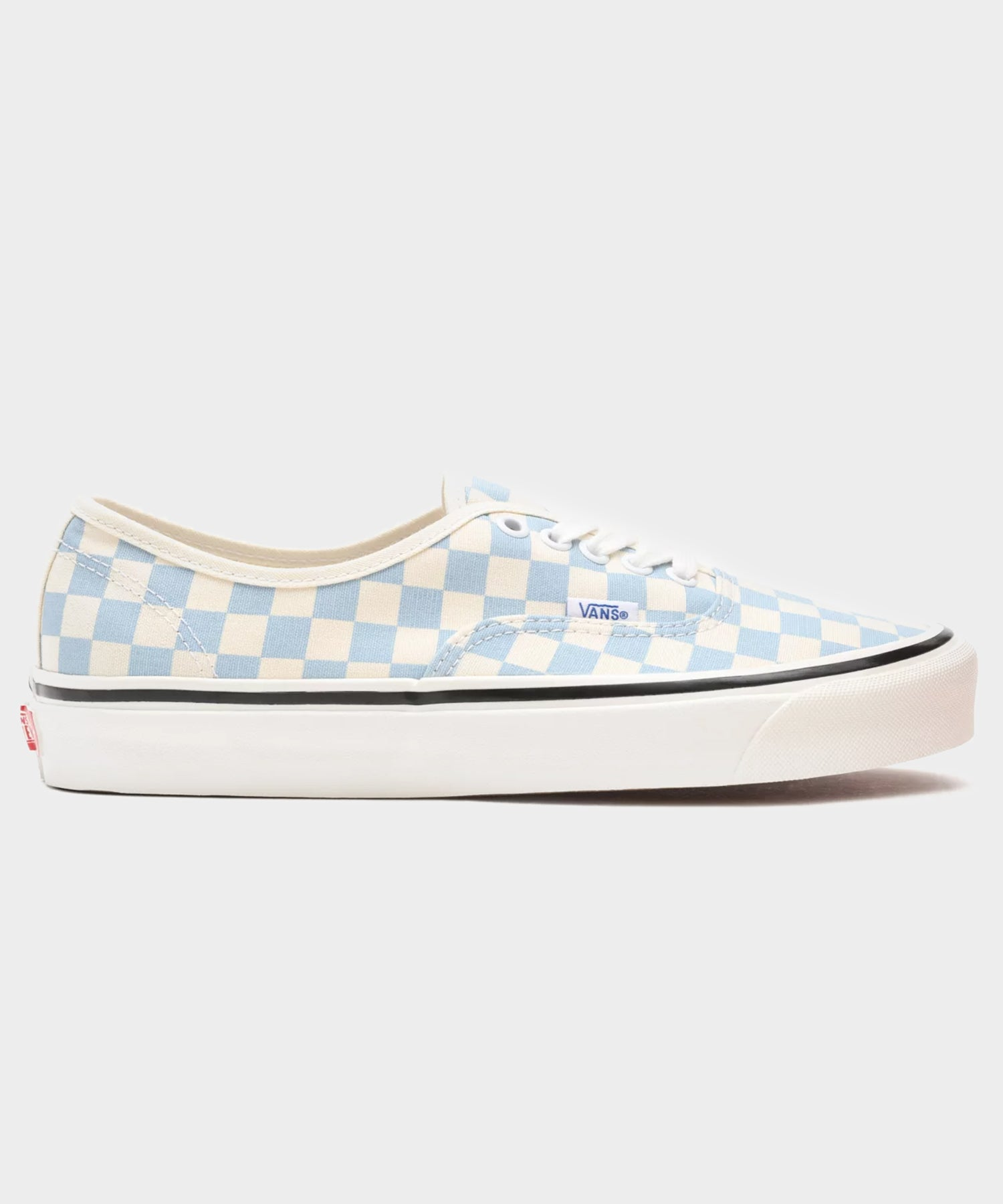 VANS ANAHEIM FACTORY AUTHENTIC 44 DX in BLUE CHECKERBOARD