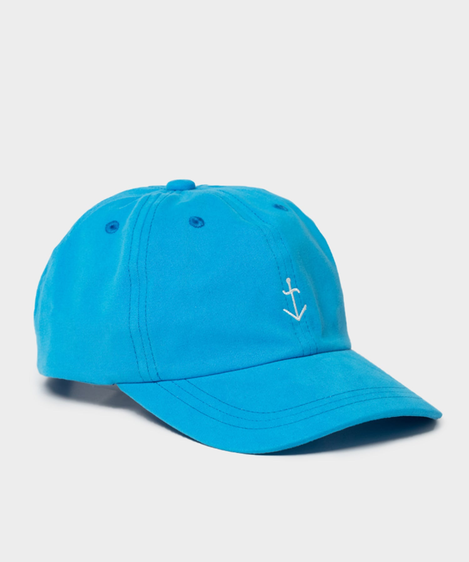 La Paz Santos Cap in Blue