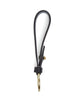 Il Bisonte Cowhide Keyring in Black Alternate Image