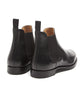 Crockett & Jones Chelsea Black Wax Calf Boot Alternate Image