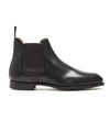 Crockett & Jones Chelsea Black Wax Calf Boot