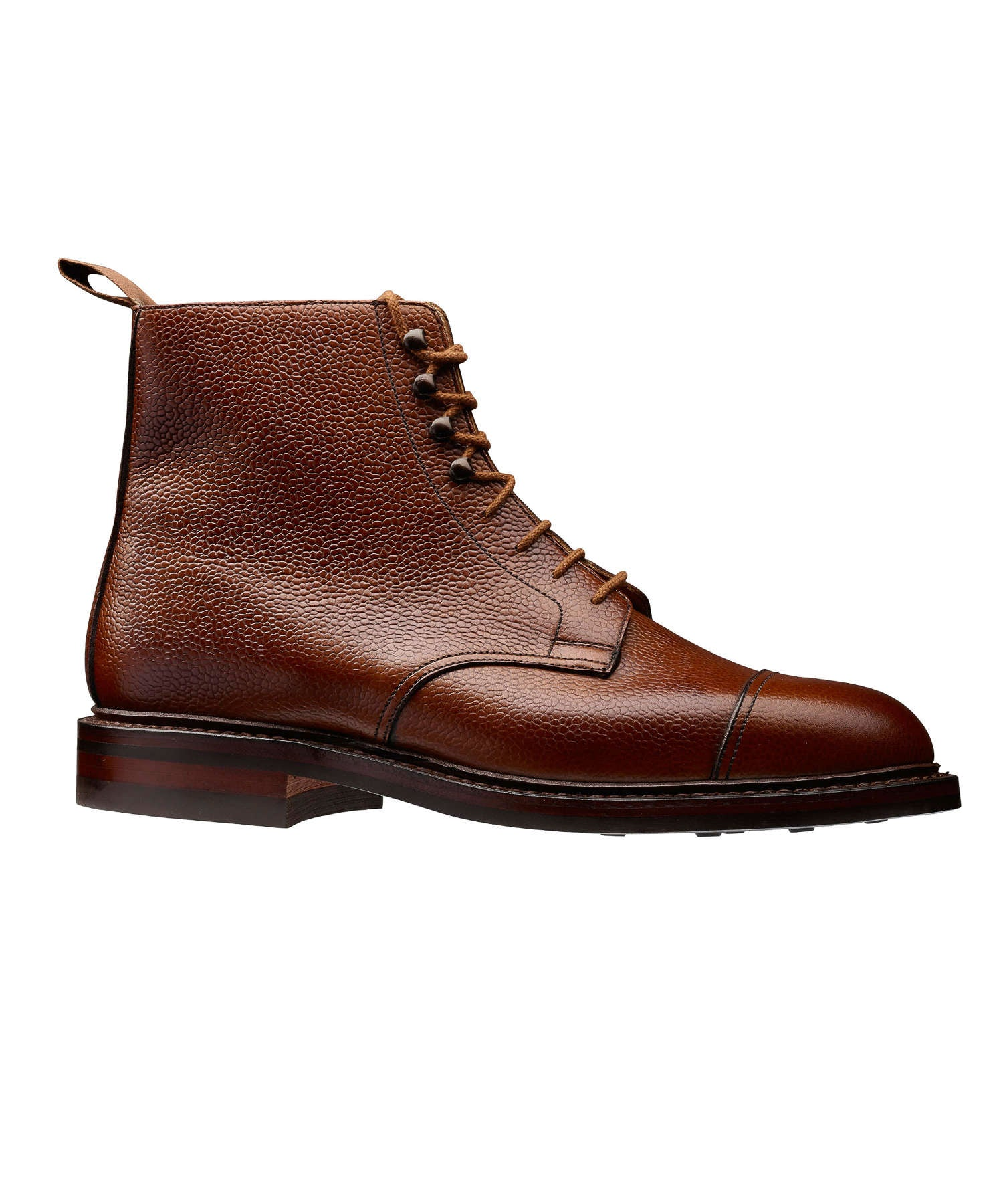 Crockett and Jones Coniston Boot in Tan