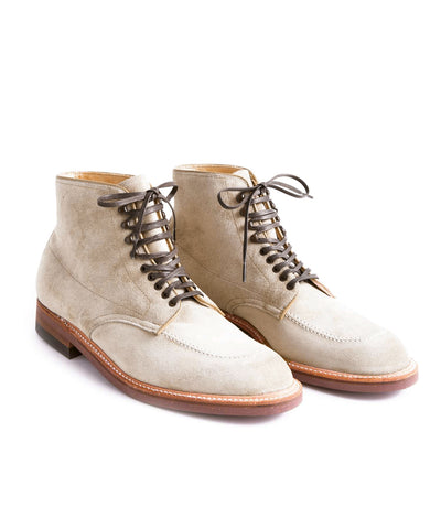 Alden + Todd Snyder Exclusive Indy Boot in Milkshake Suede