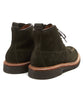 ALDEN SUEDE INDY BOOT IN DARK GREEN SUEDE EXCLUSIVE Alternate Image