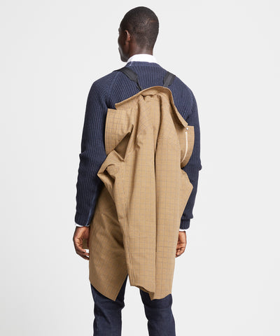 Todd Snyder + Descente Allterrain Bal Collar Coat