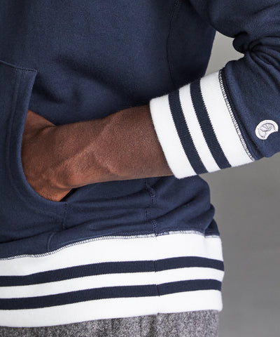 Rugby Sweatshirt in Original Navy