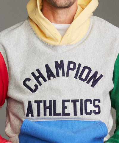 Terry Color Block Champion Hoodie