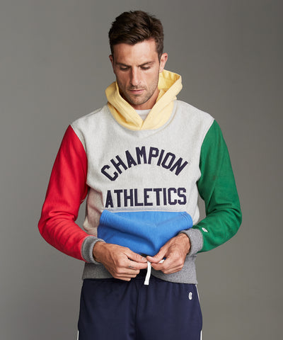 Color Block Champion Hoodie
