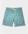 Hartford Swim Swim Trunk in Fishing Lures