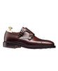 Crockett and Jones Harrogate Double Monkstrap Shoe in Dark Brown Alternate Image