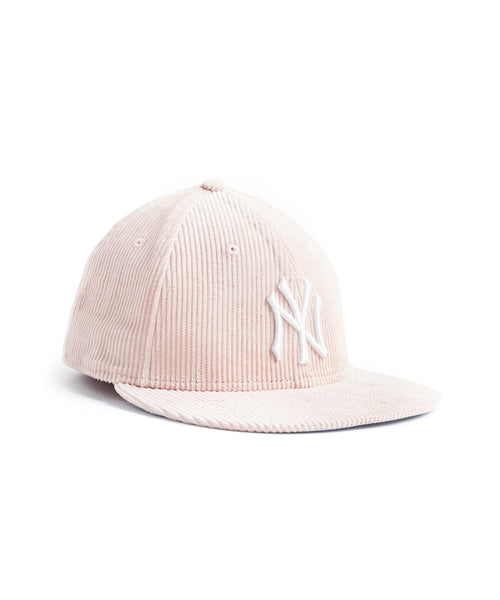Exclusive Todd Snyder + New Era Corduroy Yankees Cap in Pink