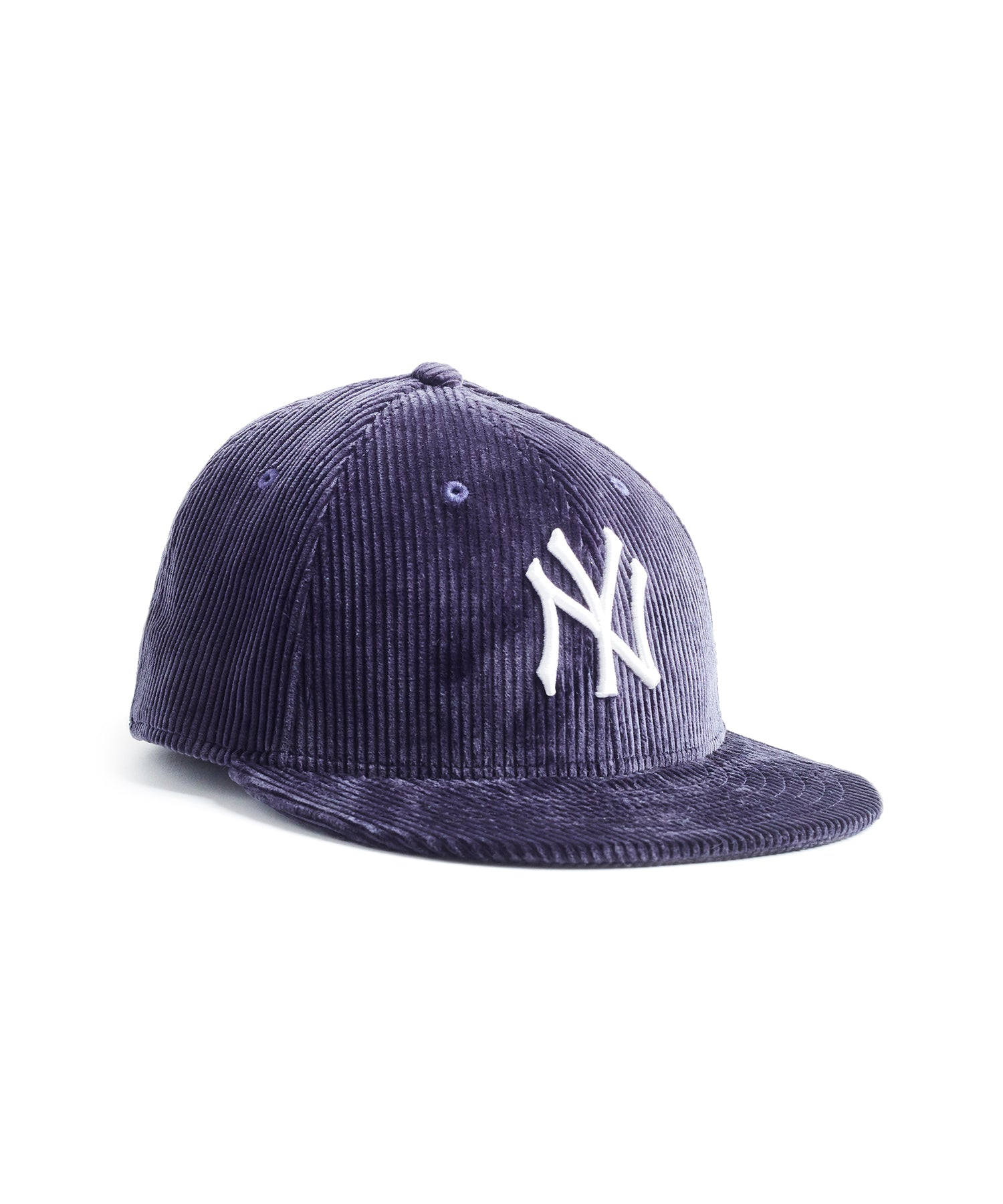 Exclusive Todd Snyder + New Era Corduroy Yankees Cap in Navy