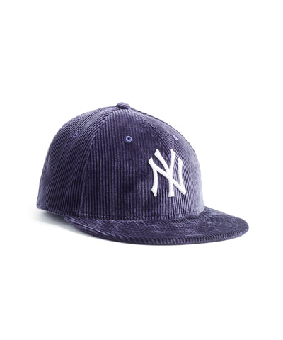 a713038d ... cheap exclusive todd snyder new era corduroy yankees cap in navy 31201  77de0