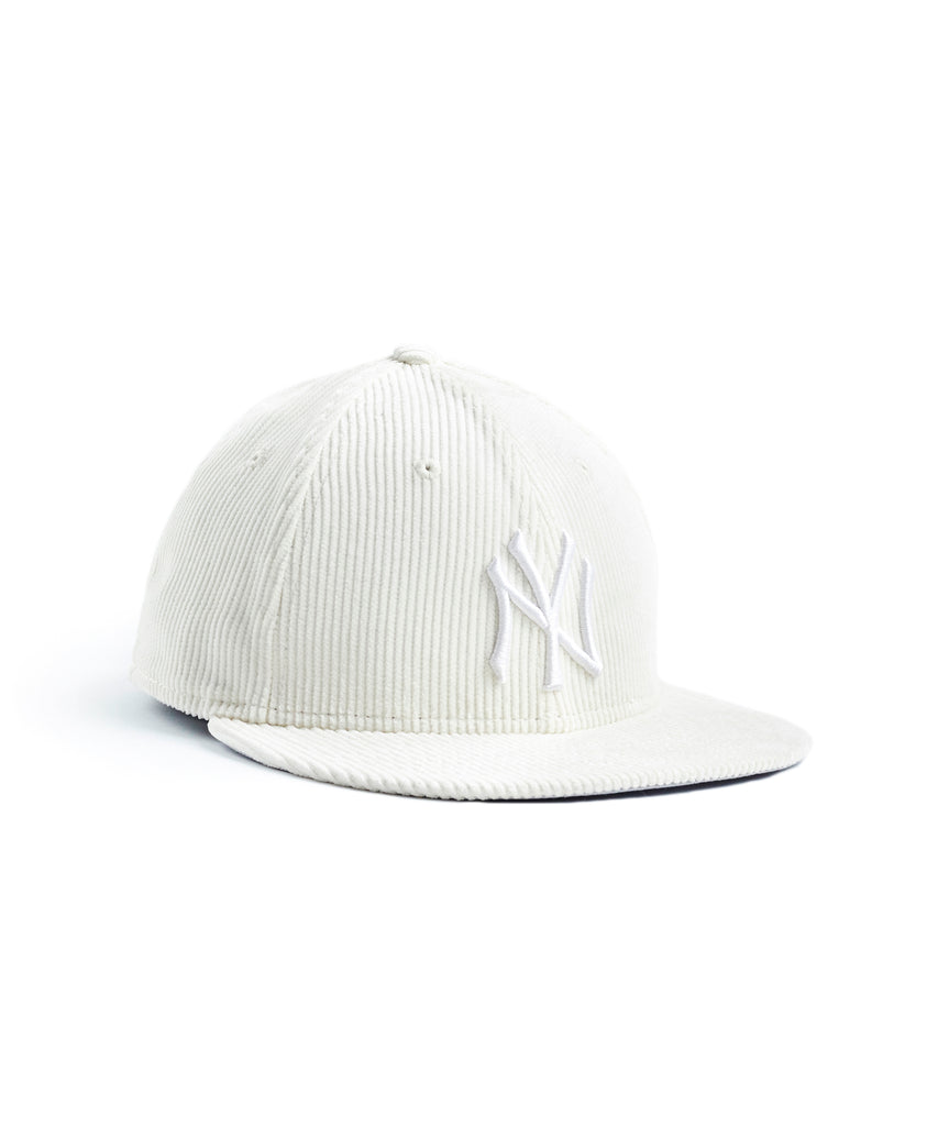 3cc3f3f3728 Exclusive Todd Snyder + New Era Corduroy Yankees Cap in White