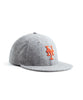 Exclusive NY Mets Hat In Italian Barberis Wool Flannel Alternate Image