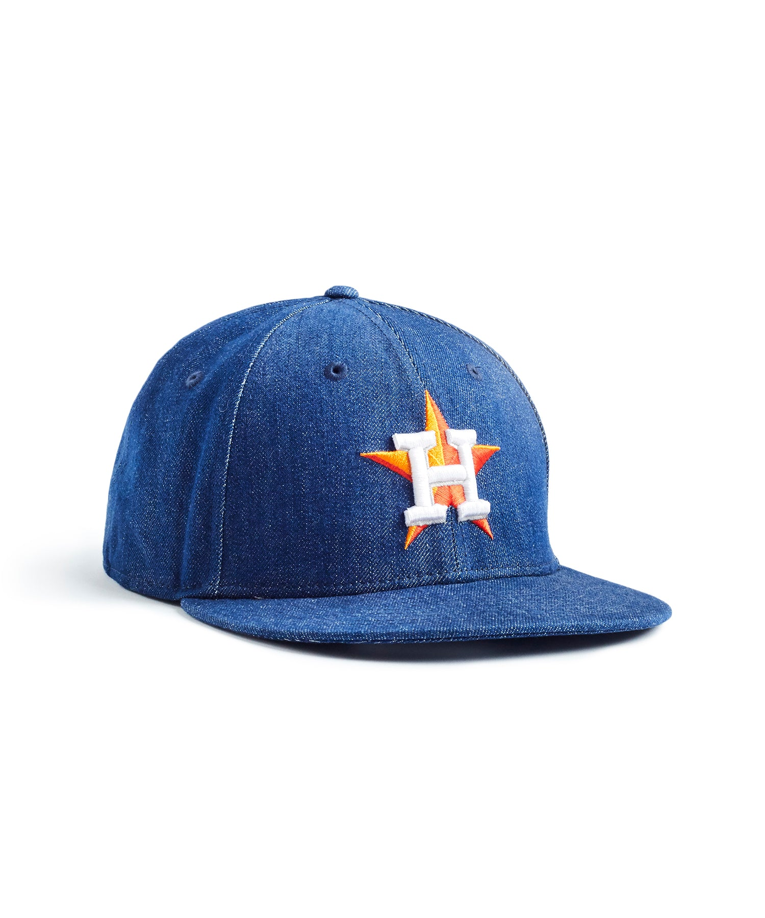 2d2cfe94a TODD SNYDER + NEW ERA MLB HOUSTON ASTROS CAP IN CONE DENIM