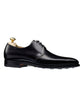 Crockett and Jones Highbury Plain-toe Shoe in Black Calf Alternate Image