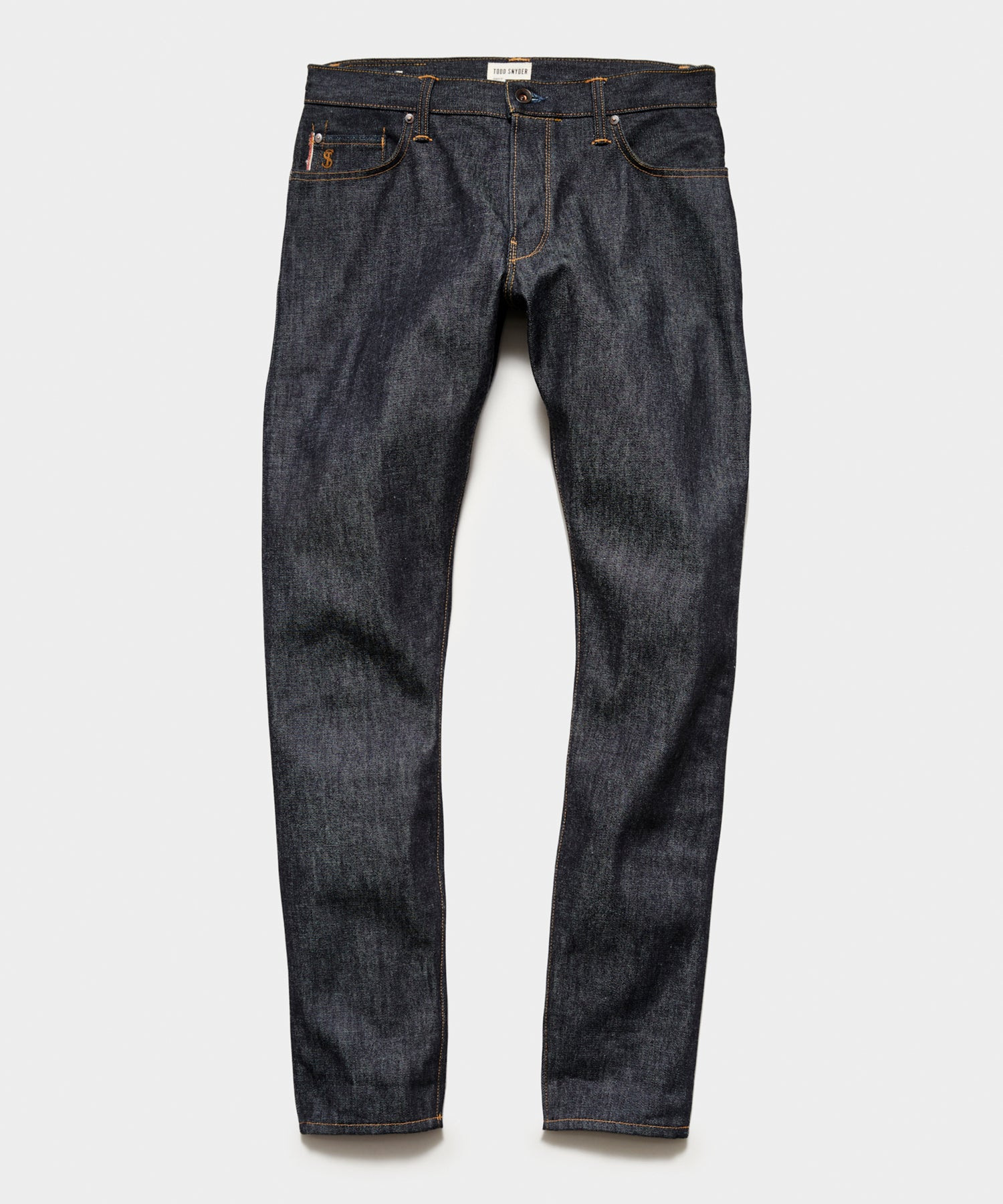 Todd Snyder Raw Selvedge Jeans