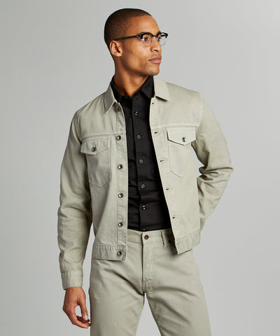 The Gerry Bedford Cord Jacket in Cactus