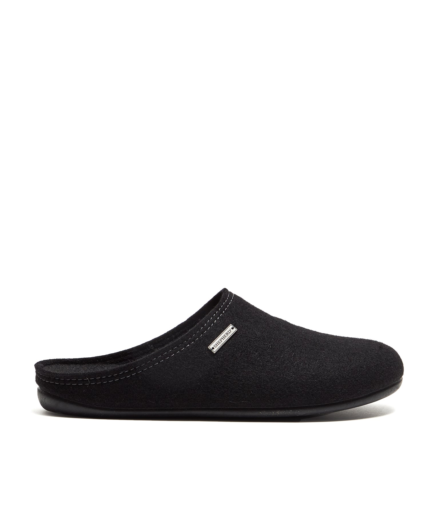 Shepherd of Sweden Jon Slipper in Black