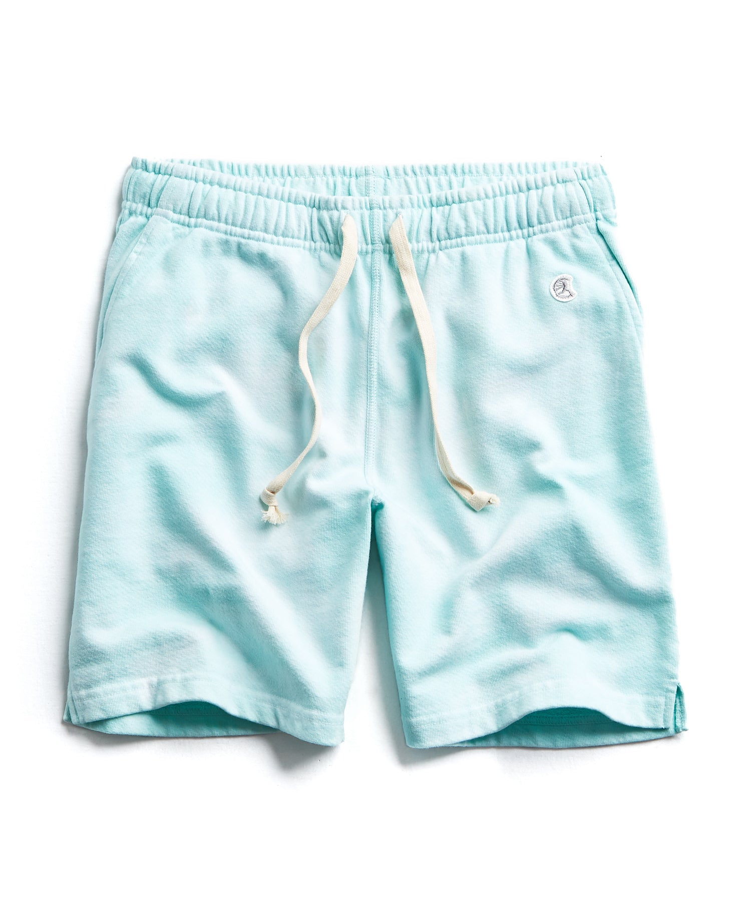 Minty Green Tie Dye Warm Up Short