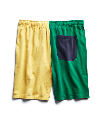Champion Colorblock Warmup Short