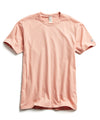 Champion Basic Jersey Tee in Pale Salmon