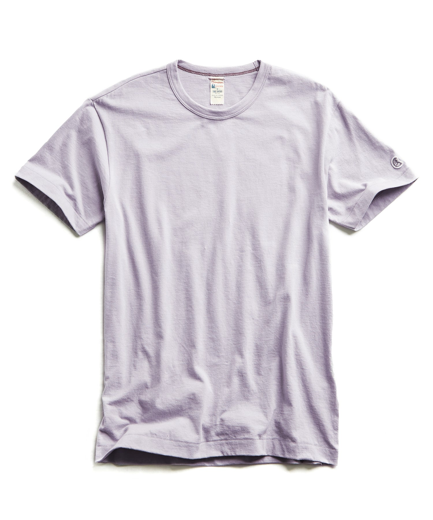 Champion Basic Jersey Tee in Wisteria