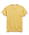Champion Basic Jersey Tee in Goldenrod