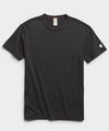 Champion Basic Jersey Tee in Black