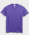 Champion Basic Jersey Tee in Royal Purple