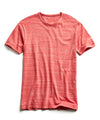 Heather T-Shirt in Grenadine