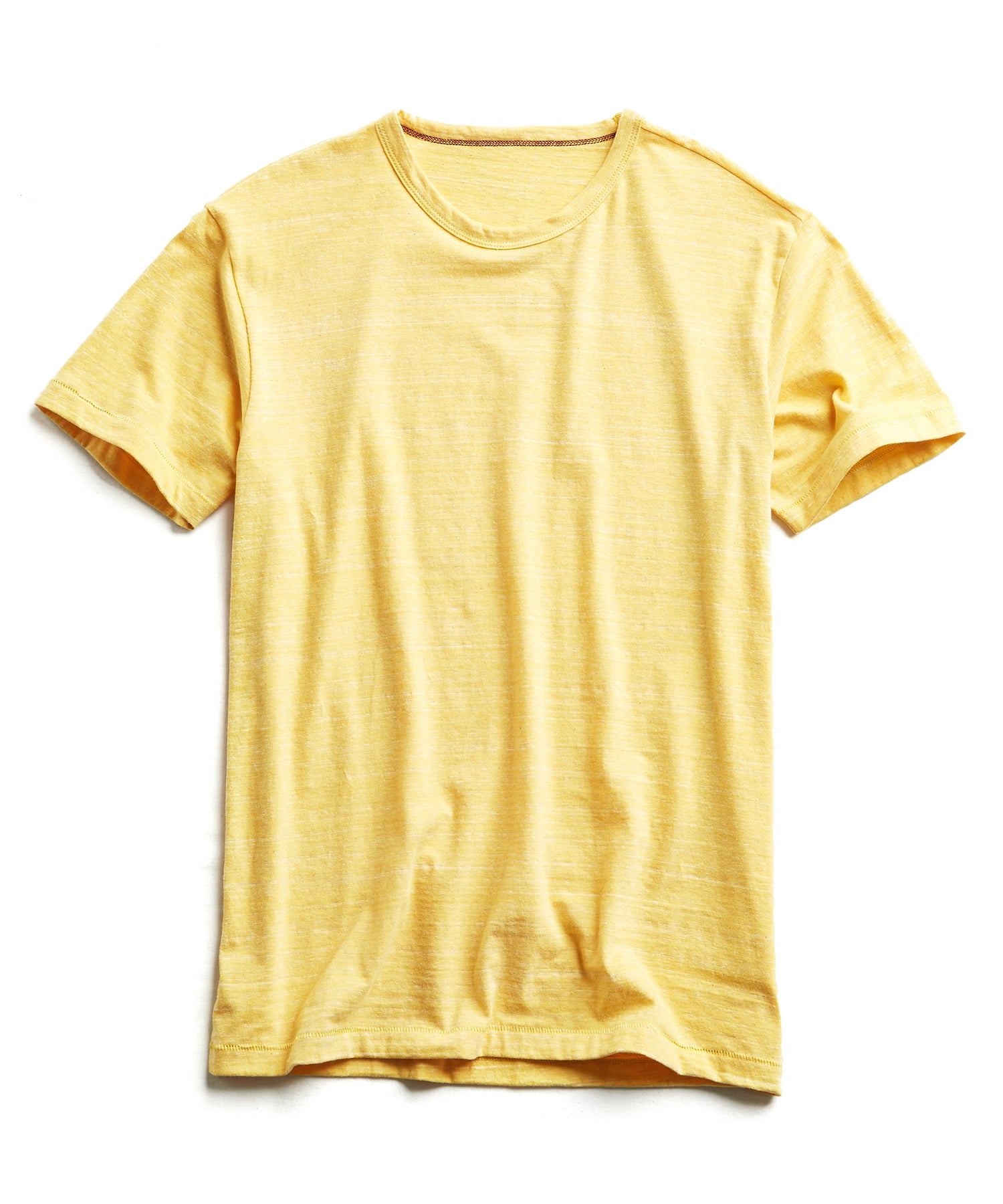 Heather T-Shirt in Marigold