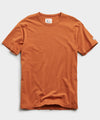 Champion Basic Jersey Tee in Spice