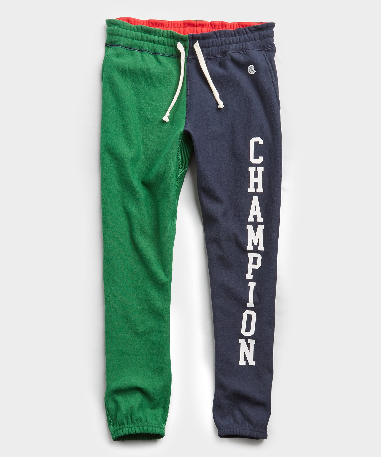Terry Color Block Champion Classic Sweatpant