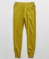 Lightweight Slim Jogger Sweatpant in Lime Leaf